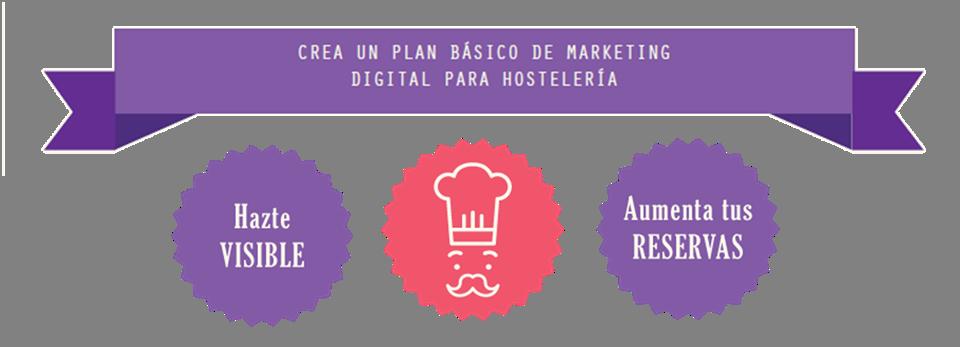 Imagen de planes de marketing de Redvolucionarte para hostelería
